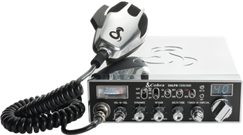 Cobra 29 LTD CHR- Chrome Special Edition CB Radio