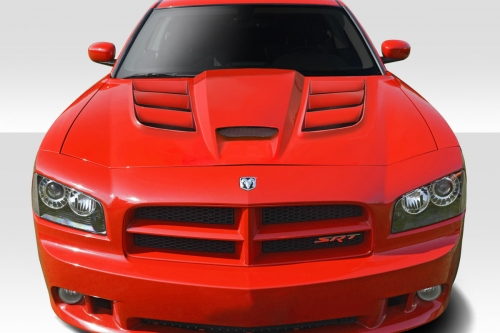 Duraflex Viper Style Hood 06-10 Dodge Charger