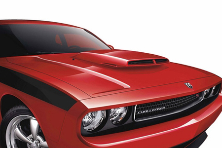 Mopar T/A OEM Hood 08-up Dodge Challenger