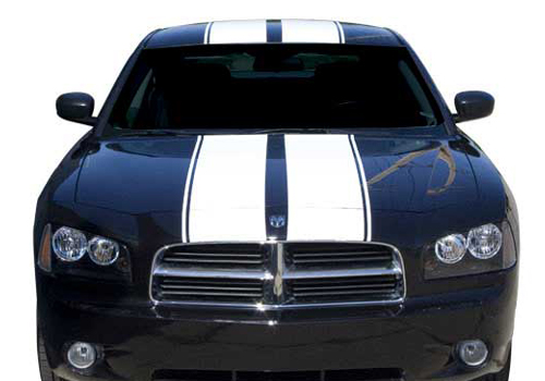 "12"" Rally Stripe Kit Dodge, Chrysler, Jeep Vehicles"