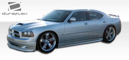Duraflex VIP Complete Body Kit 06-10 Dodge Charger