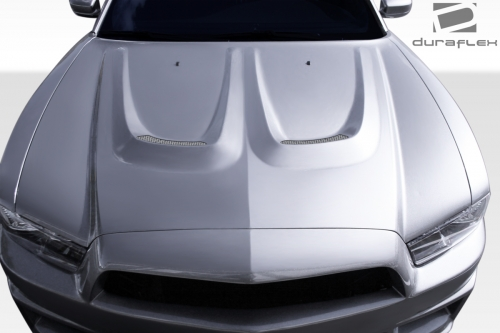 Duraflex Circuit Style Hood 11-14 Dodge Charger