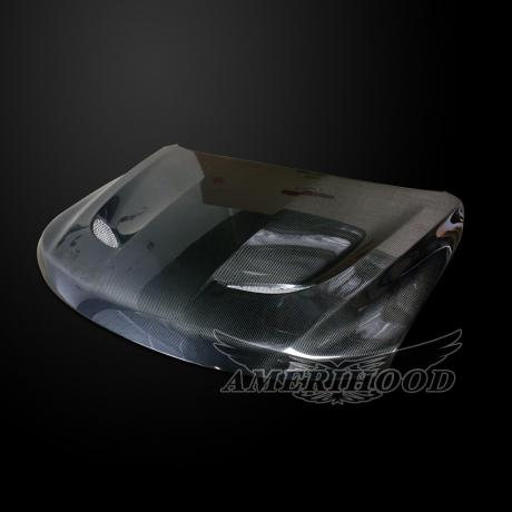Carbon Fiber SRT Style Hood 11-up Jeep Grand Cherokee
