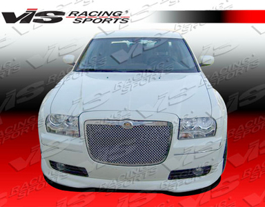 VIS Racing EVO Front Lip 05-10 Chrysler 300/300C