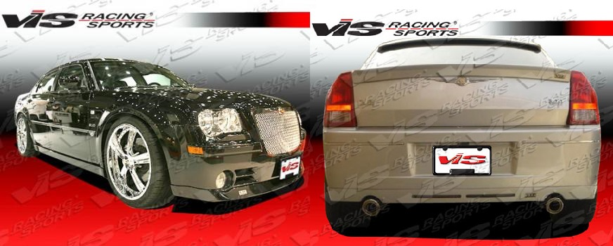 VIS Racing VIP Complete Body Kit 05-10 Chrysler 300C