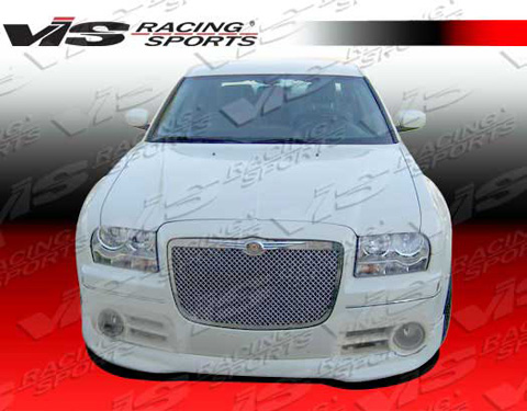 VIS Racing EVO Front Bumper Cover 05-10 Chrysler 300C