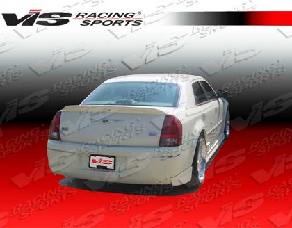 VIS Racing EVO Rear Lip 05-10 Chrysler 300C