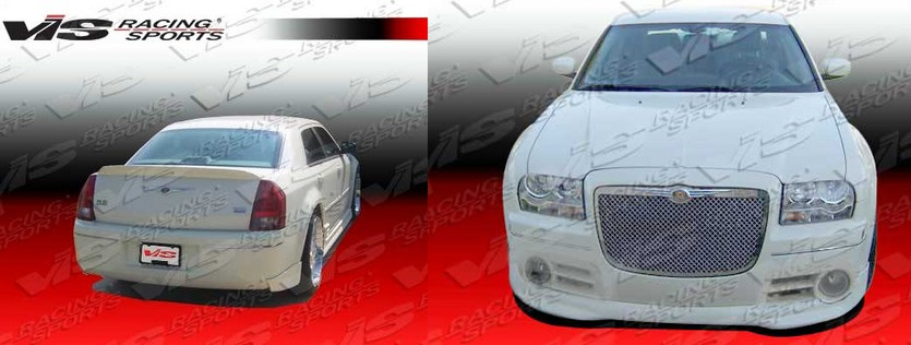 VIS Racing EVO Complete Body Kit 05-10 Chrysler 300C