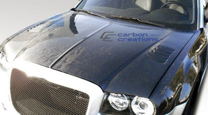 Carbon Fiber Executive Style Hood 05-10 Chrysler 300/300C
