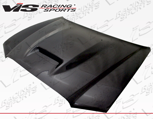 Carbon Fiber SRT-8 Style Hood 11-14 Dodge Charger