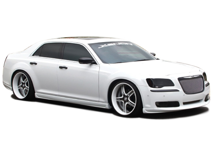 Xenon Urethane Side Skirts 11-18 Chrysler 300