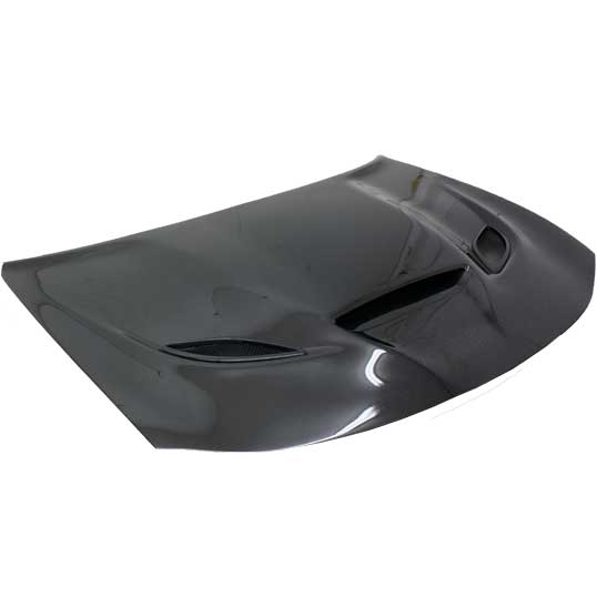 VIS Carbon Fiber Hellcat Style Hood 15-up Dodge Charger