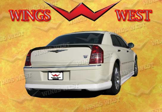 Wings West VIP Rear Lip 05-10 Chrysler 300-300C