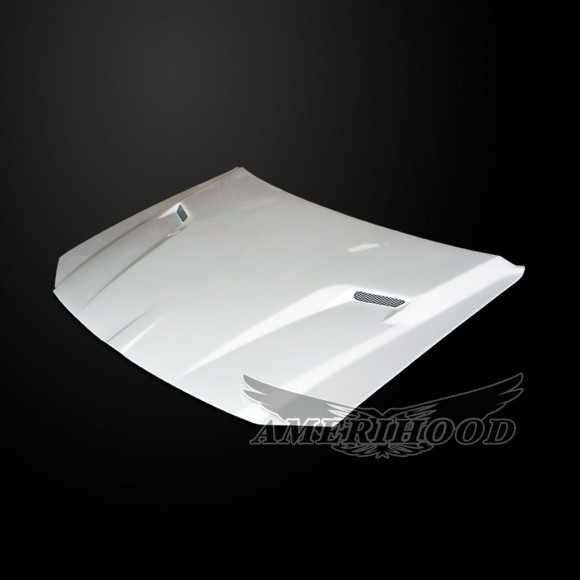 Challenger Style Functional Ram Air Hood 05-08 Dodge Magnum