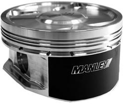Manley Forged Dome 3.937 in. Pistons 03-up 5.7L Hemi