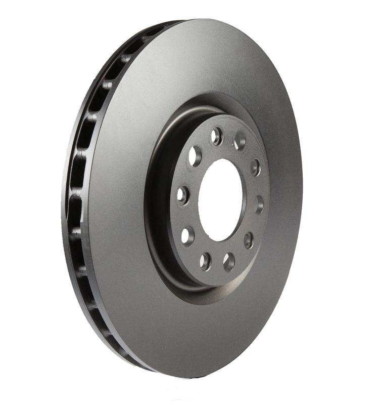 EBC RK Series Premium Rear Rotors 08-up Challenger SRT-8