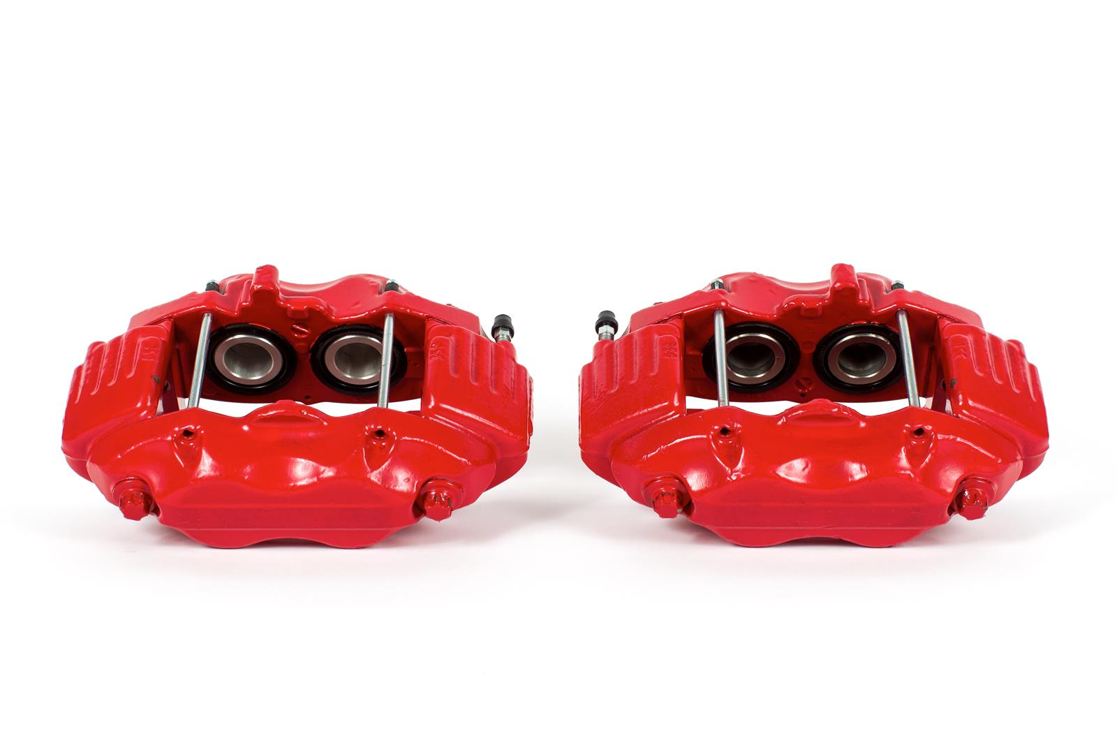 Power Stop Red Front Performance Calipers 05-up LX Cars SRT