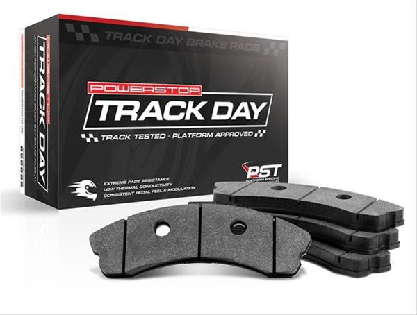 Power Stop PST Front Brake Pads 05-up LX Cars SRT-8