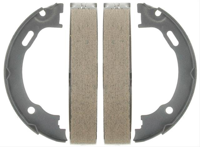 Raybestos Parking Brake Shoes 05-up LX Cars, Challenger