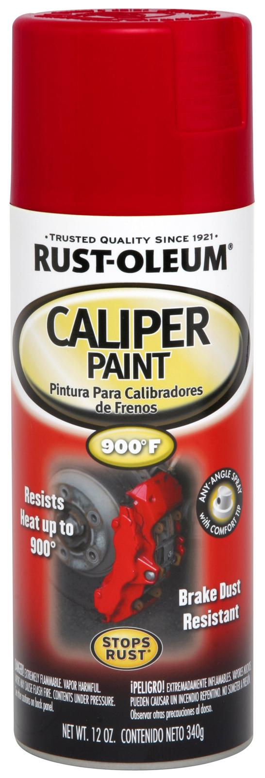 Rust-Oleum 900 Degree Aerosol Brake Caliper Paint