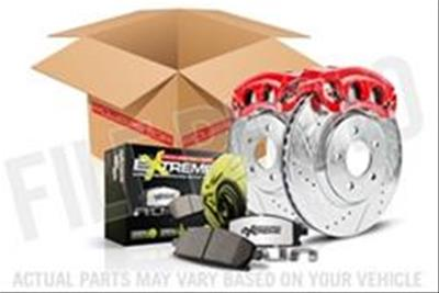 PowerStop Z26 Performance Brake Kit 05-up 300, Charger, Mangum