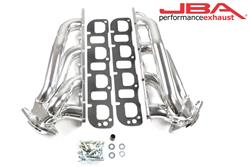JBA Silver Shorty Headers 05-up Chrysler, Dodge LX Cars SRT8
