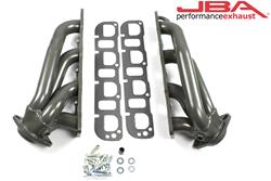 JBA Titanium Shorty Headers 05-up Chrysler, Dodge LX Cars SRT8