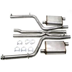 JBA Headers Exhaust System 11-14 Dodge Charger 6.4L
