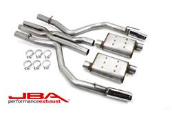 JBA Headers Exhaust System 15-up Dodge Charger 6.2L, 6.4L