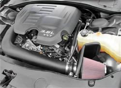 K&N Aircharger Air Intake 11-up LX Cars 3.6L V6