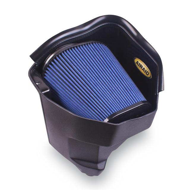 AirAid Blue SynthaMax CAD Air Intake 11-up Chrysler, Dodge 6.4L