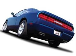 Borla S-Type Cat-Back Exhaust System 08-10 Dodge Challenger 6.1L