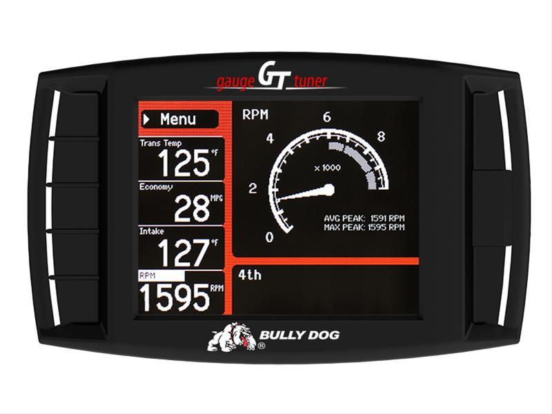 Bully Dog Triple Dog GT Gas Tuner 04-14 Dodge, Chrysler, Jeep