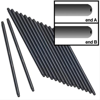 "Manley Chromoly Swedged End Pushrods 06-10 6.1L Hemi .120"" Wall"
