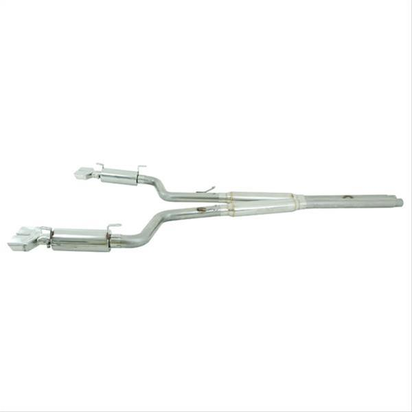 MBRP XP Musclecar 409 Stainless Exhaust 08-14 Challenger 5.7L