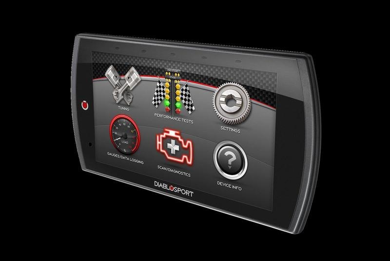 DiabloSport Trinity 2 MX Engine Monitor 98-18 Mopar Gas
