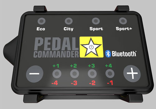Pedal Commander P4 Throttle Controller 14-up Jeep, Dart, 200