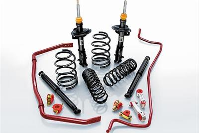 Eibach Pro-System-Plus Suspension Lowering Kit 08-10 Challenger