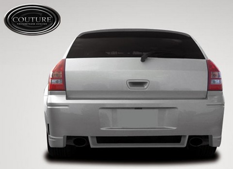 Couture Luxe Rear Bumper Cover 05-08 Dodge Magnum