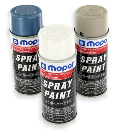 Mopar OEM Touch Up Paint 5 Oz Spray Can