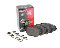 Centric Posi Quiet Front Brake Pads 04-06 Dodge Ram SRT-10