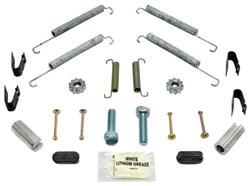Raybestos Parking Hardware kit 02-18 Ram, 03-09 Durango, Aspen
