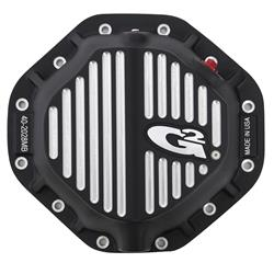 G2 Black Chrysler 12 Bolt 9.25 Rear Differential Cover