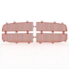 Custom Vertical Bar Grille Insert 06-08 Ram 1500, 06-09 Ram HD