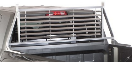 Husky Aluminum Contractor Headache Rack 76-18 Dodge Ram