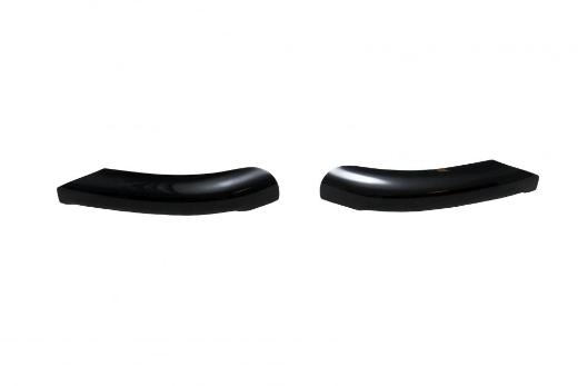 AVS 2pc Smoked Bugdeflector II Fender Deflectors 02-05 Dodge Ram