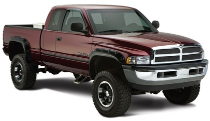 Bushwacker Pocket Style Fender Flare Kit 94-02 Dodge Ram Pickup