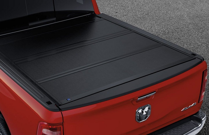 "Mopar Hard Fold-up Tonneau Cover 19-up Ram 5'7"" Conventional Bed"