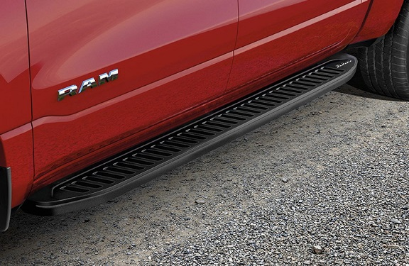 Mopar Off-Road-Style Running Boards 2019-up Ram 1500 Crew