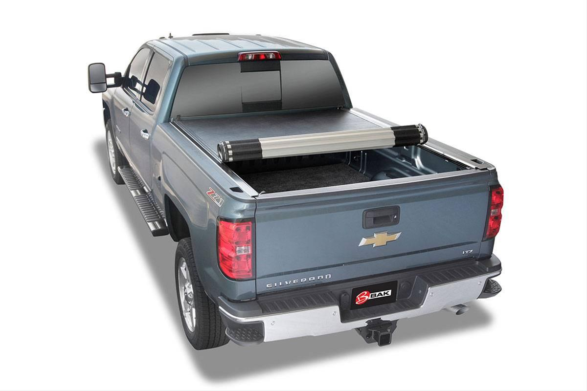 "BAK Revolver X2 Hard Roll Up Tonneau Cover 2019-up Ram 5'7"" Bed"